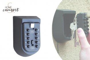 Secure key safe