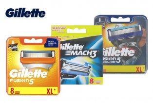 Maszynki do golenia Gillette