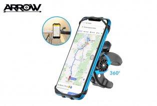 Smartphonehouder voor op de fiets