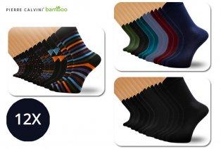 12 Paar Bambus-Socken