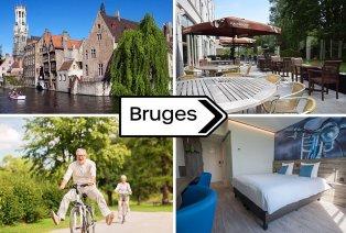 Séjour 4 étoiles à Bruges