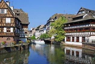 Agréable séjour dans un village pittoresque alsacien
