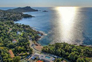Vakantieverblijf aan de Côte d´Azur met zwembad