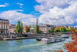 Romantische citytrip naar Parijs