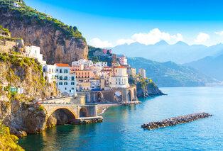 Sognando il golfo di Napoli
