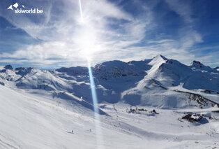 Short- of midweekski in Les 2 Alpes (FR) incl. vervoer