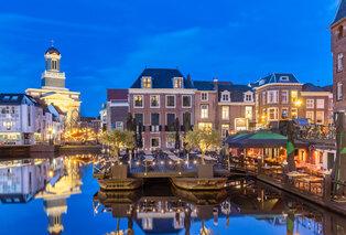 Magisch verblijf in het historische Leiden